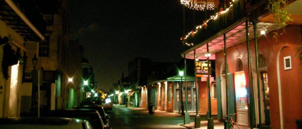 ジャズ発祥の地ニューオリンズ